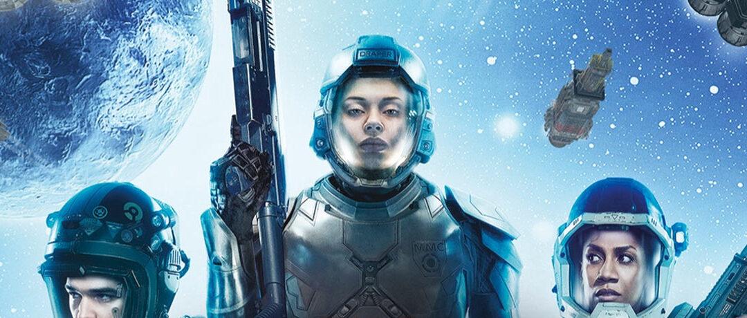 El orden de lectura de la Expansión: ¿Cómo leer las novelas de ciencia ficción de James S. A. Corey?
